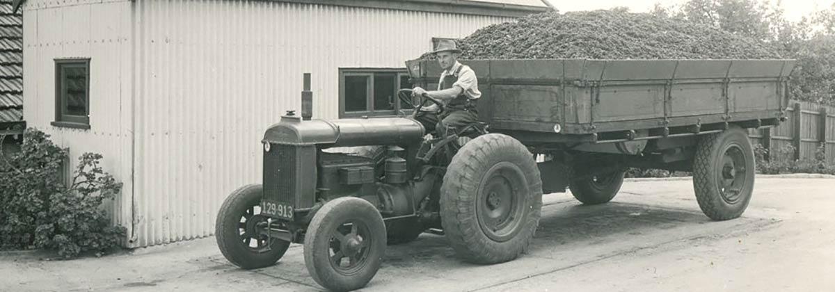 Barossa 1940s