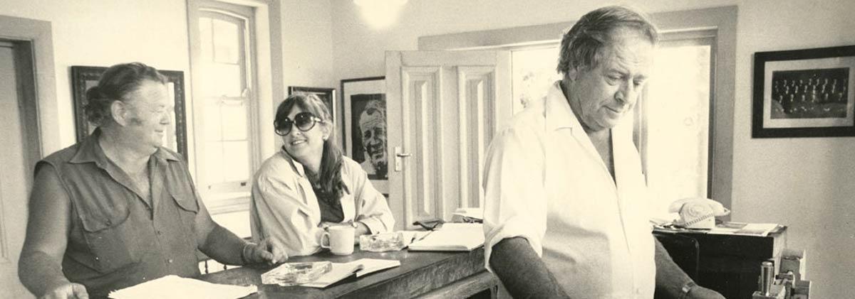 Barossa 1970s - Peter Lehmann