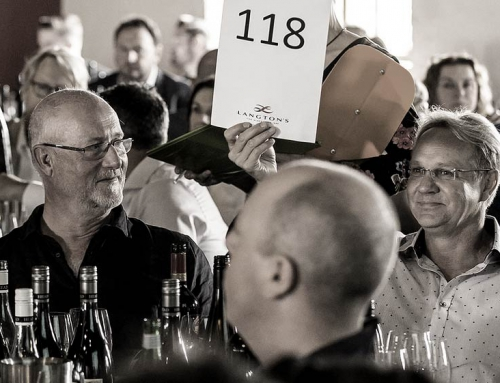 Barossa's Icon Wines sell for $245,000 AUD at the 2017 Barossa Wine Chapters Auction
