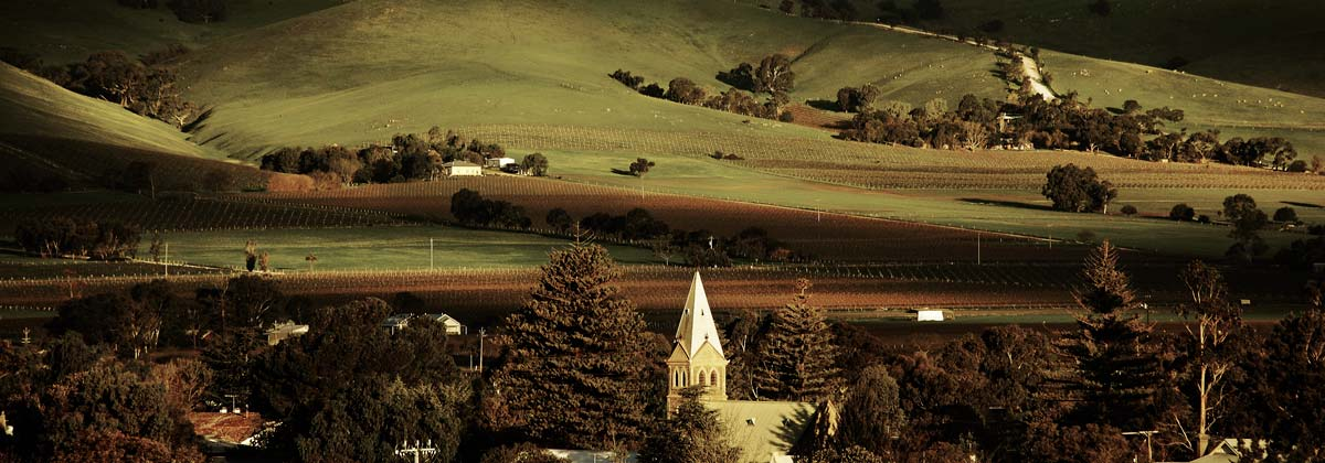 Barossa Chapters - Barossa Grounds