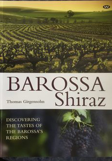 Barossa Shiraz Book
