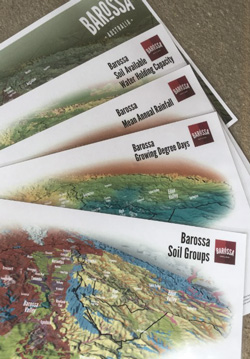 Barossa Grounds Maps