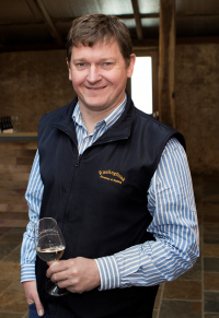 Rieslingfreak owner and winemaker, John Hughes