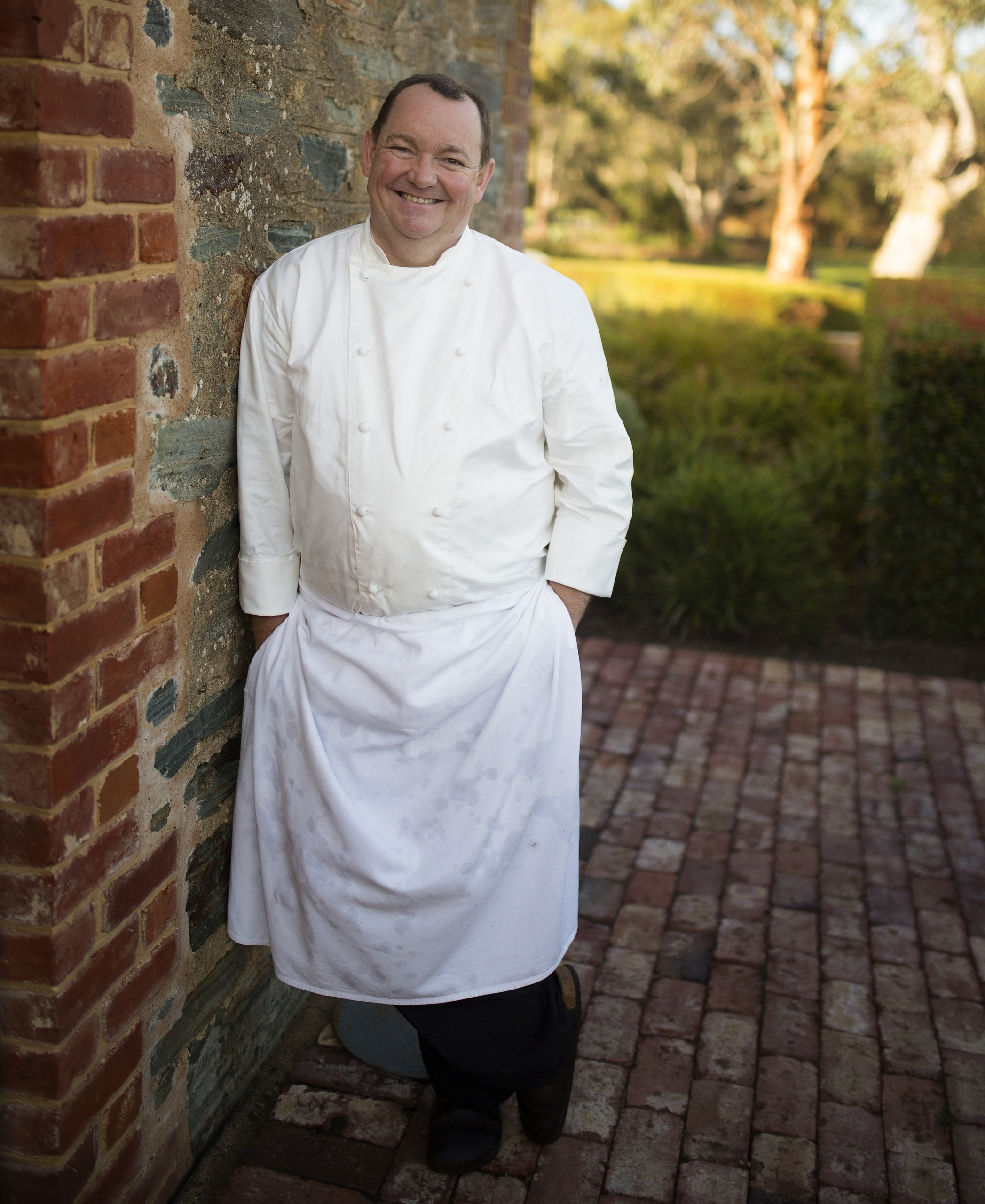 Executive Chef, Mark McNamara