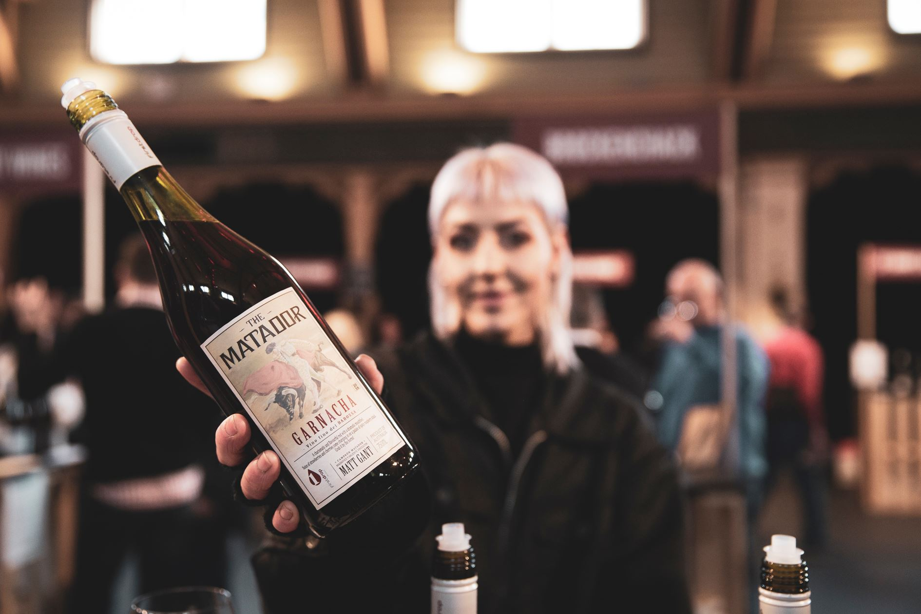 Barossa Be Consumed wine and food event Melbourne 2018 First Drop Wines