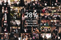 Barossa Be Consumed will see 28% of Barossa's wineries hit Melbourne in July!