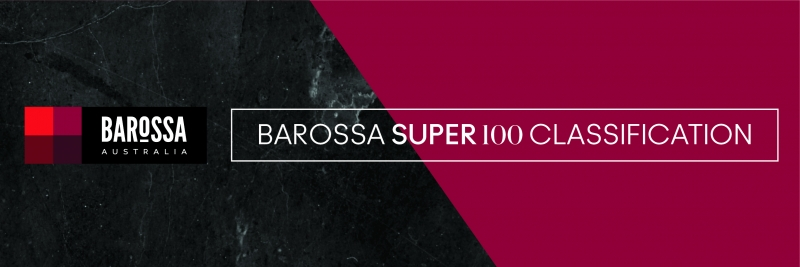 Barossa Super 100 Classification header