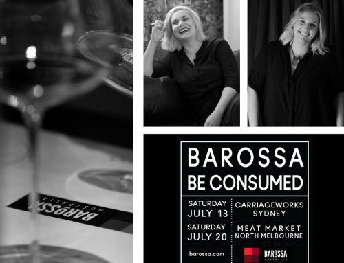 Barossa. Be Consumed heats up with local Sommeliers