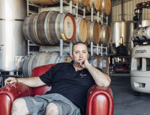 Meet Marco Cirillo: Cirillo Estate Wines