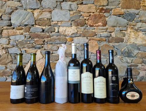 900 points = 9 bottles of Barossa wine 'perfection'