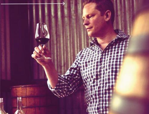 5 minutes with Marc van Halderen, winemaker, Yalumba