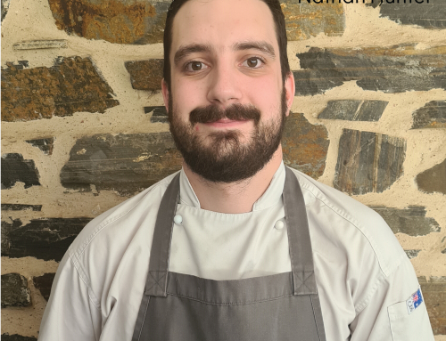 5 minutes with Nathan Hunter, Junior Sous Chef, Fino Seppeltsfield