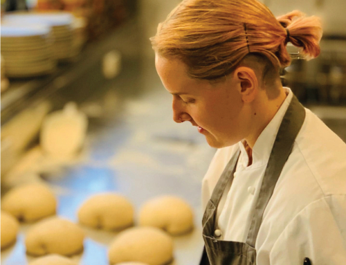 5 minutes with Sarah Voigt, chef