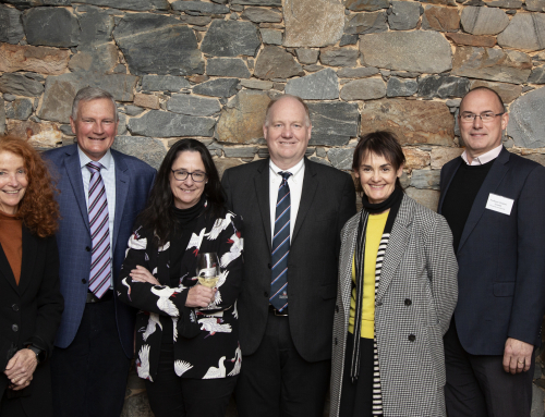 Academia & regional wine expertise connect